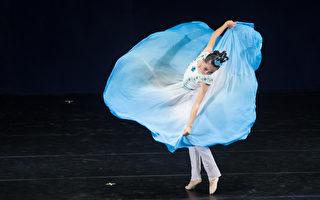 中國古典舞由內而跳 林融以心奔月