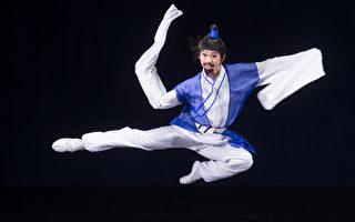 入围选手郑登富:用心跳舞才能感动观众