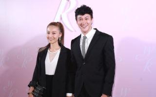 何潤東夫婦啟程 將赴陳怡蓉清邁婚禮