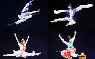 组图:中国古典舞大赛亚太初赛少年入围者风采