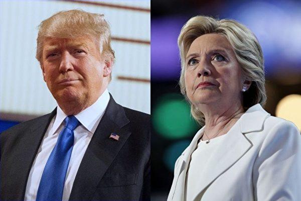 大选近 选民纠结 希拉蕊川普都不想投