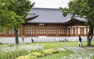 组图:韩国汝矣岛夏日风光