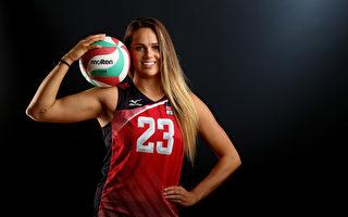 組圖:里約奧運各國美女運動員