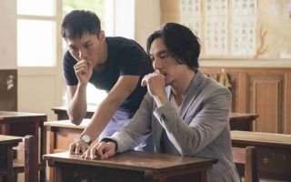 拍「金馬53」形象廣告 導演陳哲藝先開機