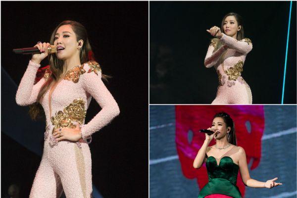 A-Lin台北回声限定场 展现乐坛10年丰收