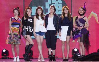 賴雅妍「最強音」唱壓軸 與韓日歌手同場