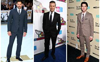 男士西装和鞋子的颜色怎么搭配才好看?