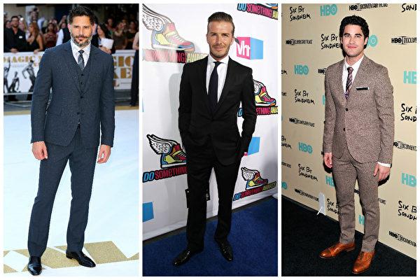 男士西裝和鞋子的顏色怎麼搭配才好看?