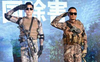 """林超贤推新作 彭于晏与张涵予联手""""行动"""""""