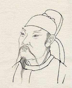 李白(大紀元製圖)