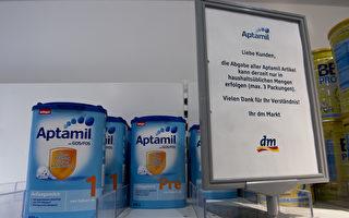 網購普及 中國人搶買更多國外嬰兒奶粉