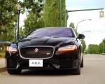 2016 Jaguar XFS。〈李奧/大紀元〉