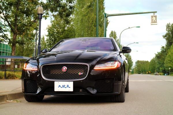 車評:英倫中型豹 2016 Jaguar XFS AWD