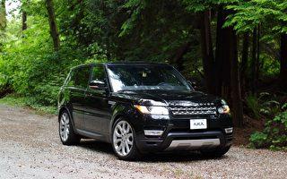 車評:柴油精英 2016 Range Rover Sport Td6