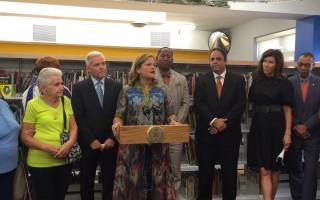纽约市公共图书馆 明年起一周开放六天