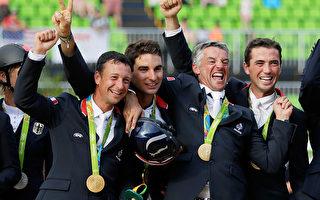 法國馬術和皮划艇摘冠 奧運金牌數終破零
