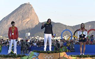 奧運女子帆板 法國選手奪金 陳佩娜摘銀