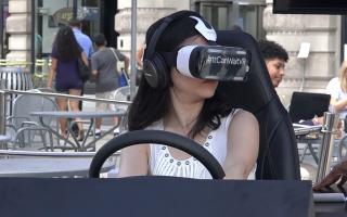 开车用手机多危险 虚拟实境告诉你