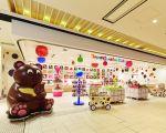 位於北海道新千歲機場三樓的「ROYCE' 巧克力樂園」(ROYCE' 提供)