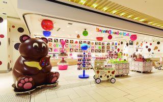 ROYCE'巧克力絢麗多彩的商品世界