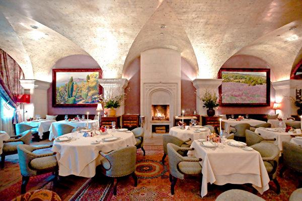 Bouley的晚宴厅 ( 图由Bouley提供 )