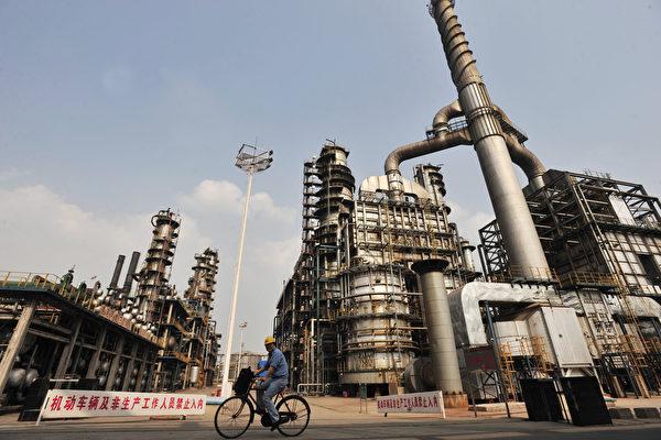 中共錢袋子「三桶油」生產將陷入長期下滑