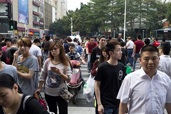 网传深圳市府内部文件 人口政策与上海相反