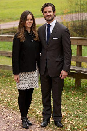 探黑色西裝搭配黑色皮鞋更搶眼。也可搭配深棕色或酒紅色。( Ragnar Singsaas/Getty Images)