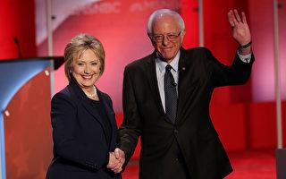 桑德斯将重返大选:助希拉里击败川普