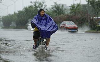 中國經濟蕭條 外媒指洪水熱浪不是原因