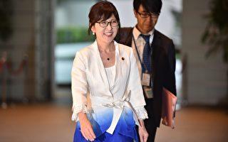 日本首相安倍晋三任命保守派稻田朋美为新的国防大臣。    (KAZUHIRO NOGI/AFP/Getty Images)