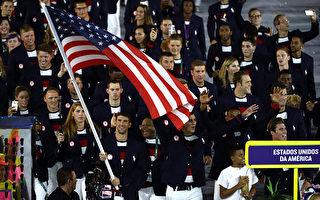 不靠國家養大的美國奧運選手