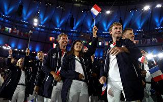 里约奥运隆重开幕 法国预估摘11枚金牌