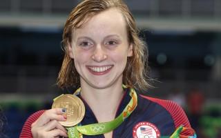 奧運女子400公尺自由式  雷德基刷新世界紀錄快2秒