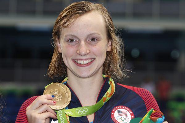 奥运女子400公尺自由式  雷德基刷新世界纪录快2秒