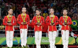 奥运体操收官 中国队获两铜 成绩历史最差