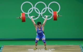 呂小軍破世界紀錄奪銀 哈薩克選手爭議奪冠