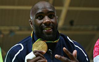 以技制勝 法國柔道男星奧運二度摘冠