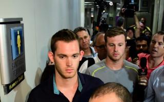 巴西扣美奥运金牌选手 称被打劫是编故事