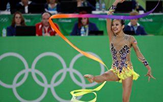 最年輕選手 華裔少女韻律操獲美國史上最佳績