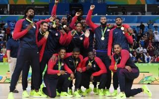 美夢幻男籃30分差勝塞爾維亞 完成奧運三連霸