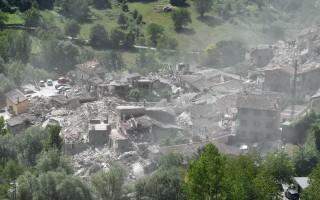 組圖:義大利強震如「煉獄」死傷持續上升