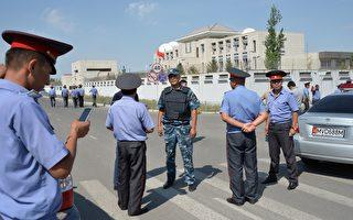 中共使館被炸 吉國確認炸彈客身份