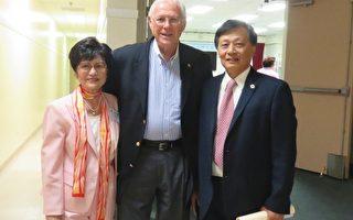 民选官员鼓励华裔行使民主权力