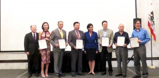 「南加州華人歷史學會」:華人對美貢獻多