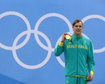 澳洲18岁泳将爆冷夺男子100米自由泳金牌