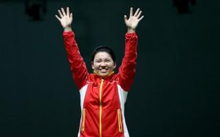 奧運首日中國隊無金 射擊「黑馬」次日封后