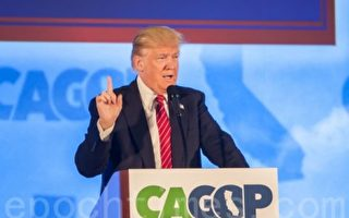 川普发表移民政策讲话之前将前往墨西哥
