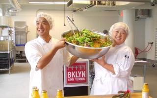 布碌崙食品制造中心 亚裔商户领头