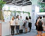 今年亞洲天然及有機產品博覽Natural & Organic Products Asia(NOPA)有來自40個國家及地區2,000種以上的天然有機產品參展。(NOPA提供)